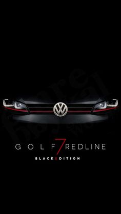 VW GOLF 7 | iPhone Wallpaper - Emre Baykal