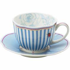artandmore-shop.de- Kaffeetasse Stripie von Lisbeth Dahl