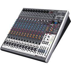 Behringer Xenyx X2442 24 canaux Mixeur En Direct Table De Mixage avec USB