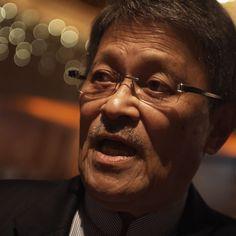 Dato' Jaffar Indot former CEO Shell