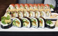Five Vegan Asian Restaurants To Check Out in San Diego County Healthy Cafe, Sushi Burrito, Sushi Menu, Saturday Brunch, Vegan Sushi, Vegan Menu, Asian Restaurants, Vegan Options, Vegan Friendly