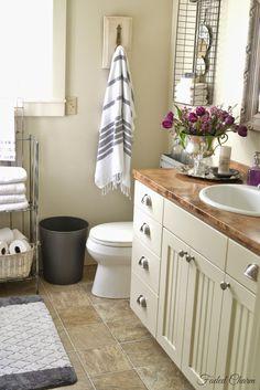 Faded Charm: ~Bathroom Details~