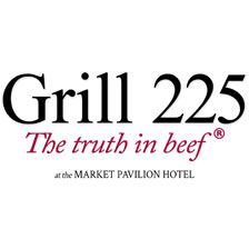 Grill 225 - Charleston Restaurant Week 3 for $40 Menu!