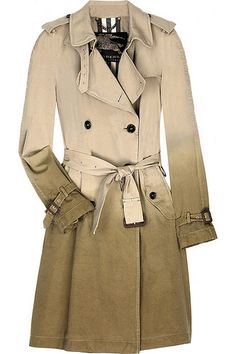 fe65354f0597 Burberry trench coat Burberry Scarf