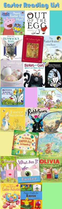 Top Easter Books for Kids