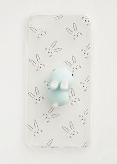 Bunny Squishy & Whiskers Case for iPhone 8/7/6 | rue21 #iphone8case,