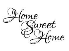 Výsledek obrázku pro home sweet home
