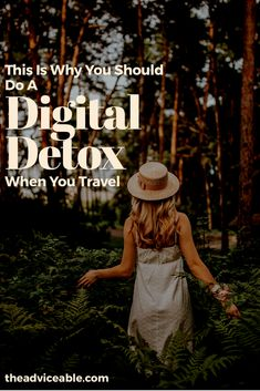 The benefits of a digital detox are many, particularly when it comes to travel. Learn why you should always disconnect while traveling. Love Wellness, Digital Detox, Healthy Relationships, Relationship Advice, Self Improvement, Self Help, Personal Development, Traveling By Yourself, Things To Do