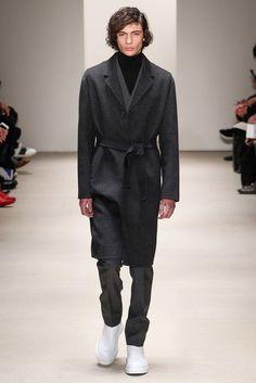 Jil Sander Fall 2015 Menswear Fashion Show