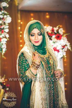 Pin by Ponchoma on Bangladeshi hijabi brides Hijab style dress, Hijab fashion, Bridal hijab styles Bridal Hijab Styles, Muslim Brides, Pakistani Wedding Dresses, Pakistani Bridal, Indian Bridal, Bridal Dresses, Nikkah Dress, Bridal Outfits, Hijab Fashion