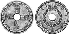 Norway European 10 Krone Coins Coinage Norge Coins For Sale, Norway