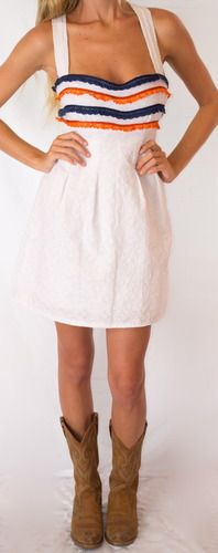 cute Gator dress