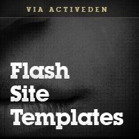 Top 42 Creative Flash Site Templates by Travis King