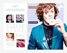 Meet The Wanted: Jay McGuiness