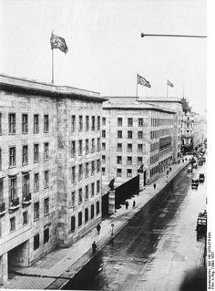 Berlin, Reichsluftfahrtministerium 1937