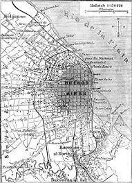 Resultado de imagen para mapas antiguos buenos aires