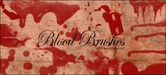 Blood 22 - Download  Photoshop brush http://www.123freebrushes.com/blood-22/ , Published in #BloodSplatter, #GrungeSplatter. More Free Grunge & Splatter Brushes, http://www.123freebrushes.com/free-brushes/grunge-splatter/ | #123freebrushes