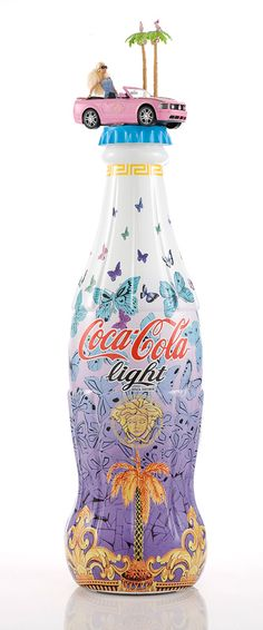 """Tribute to Fashion"" — Coca-Cola Light Fashion Show in Milan, Italy"