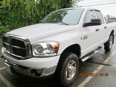 2008 Dodge Ram 3500 4x4 Diesel 6.7