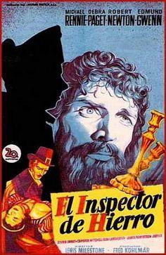 El Inspector de Hierro (1952) VOSE