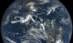 Imágenes de la NASA del huracán 'Patricia' (Fotos) - Aristegui Noticias