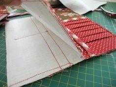 Cotton Garden: 20 card slots wallet Slot, Card Holder, Album, Quilts, Sewing, Cotton, Garden, Bags, Garten