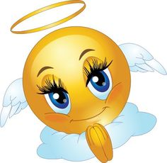 A W 1 - Collection d& Smileys, Emojis et Cliparts - Smiley Emoji, Emoticons Do Facebook, New Emoticons, Funny Emoji Faces, Emoticon Faces, Emoji Images, Emoji Pictures, Angel Emoticon, Bisous Gif