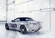2012 Jaguar F-TYPE Prototype