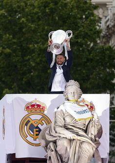 El Real Madrid celebró la Úndecima en la Cibeles | fotos | Real Madrid CF