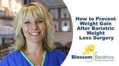 How to Prevent Weight Gain After Bariatric Weight Loss Surgery   Blossom... #weightloss #healthy #happy