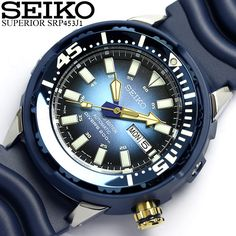 Seiko SRP453 limited edition 'baby tuna' monster - $439 on Amazon