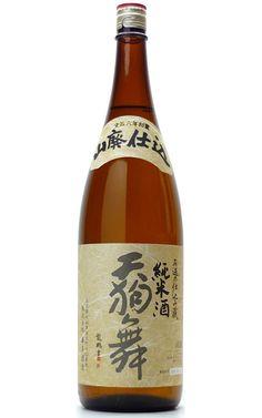 日本酒 天狗舞 山廃仕込純米酒 1.8L