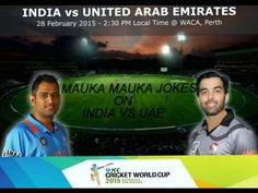 "Mauke Pe Chauka ""India vs UAE Match Preview"""
