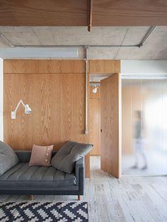 Casa100 Arquitetura, Apartamento das divisorias, São Paulo, Brazil, 2016