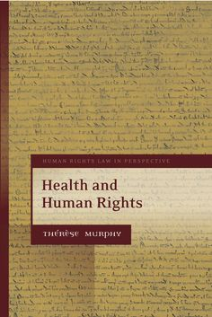 Book Review: Health and Human Rights by Thérèse Murphy | LSE Review of Books