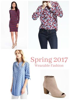 Spring 2017 Wearable Fashion - Grace & Beauty