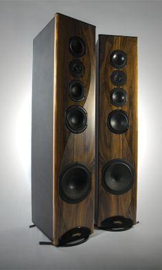 "FONEL ""La Grande""  4-band active speaker systems"
