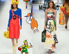 Moschino AW 2015-16