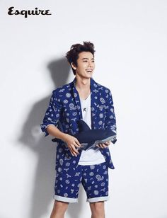 donghae Super Junior Esquire Korea 4