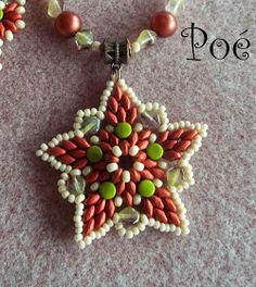 Poé gyöngyei: Csillag medálok