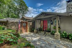 Frog Pond House Long Range Views! Walk to Main Street! Weekday specials! - Houses for Rent in Highlands, North Carolina, United States Custom Bunk Beds, Trash Day, Fireplace Heater, Wood Supply, Large Homes, Exterior Lighting, Rental Property, Main Street, Renting A House