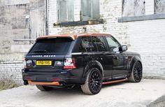 Range Rover Sport by A. Kahn Design