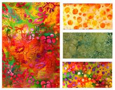 batik fabric - Google Search