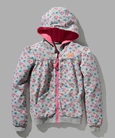 #zulily #fall Gray Luz Zip-Up Hoodie - Infant, Toddler & Girls