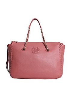 Tory Burch Marion Satchel Maple Sugar >>> Be sure to check out this awesome product.