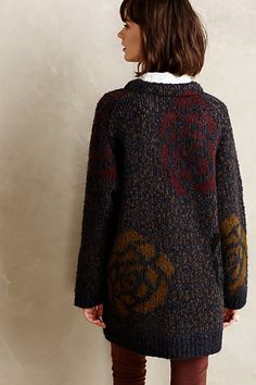 Rose Shadow Sweater - anthropologie.com