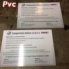 Tu publicidad sobre PVC es una gran opción a la hora de colocarla en los exteriores o interiores de tu negocio! #Litek #ExpertosEnImpresión #PiensaRojo