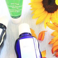 My idea of a spa night @weleda_usa   @thethingsiwishiknew . . . . . . . . #thethingsiwishiknew #joiedevivre #lifestyleblogger #onlinemagazine #beauty #skincare #glow #flowers #fall #myweledaface #weleda ##sunflowers