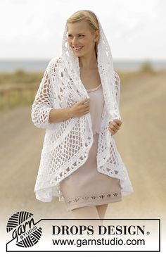 Ravelry: 177-10 A Flair for Spring by DROPS design