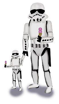 Storm Troopers- Star Wars
